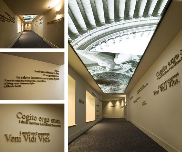 A.Roma-Tunnel