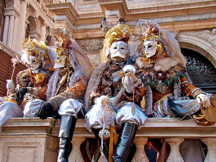 Carnevale di Venezia - The Carnival of Venice Is The Best Time To Visit Venice