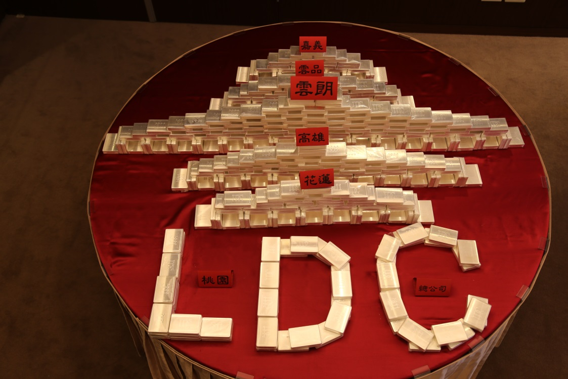 LDC senior employees reward